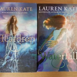 The Teardrop Saga, by Lauren Kate