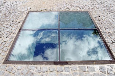 Begehbare Wärmeschutzverglasung