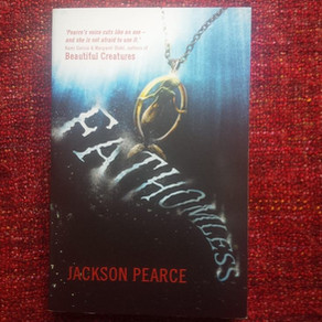 Fathomless, by Jackson Pearce
