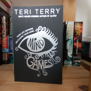 Mind Games, by Teri Terry