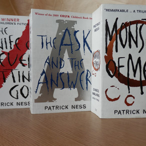 Chaos Walking, by Patrick Ness
