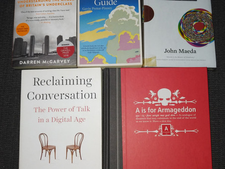 My Top 5 Non-Fiction Reads