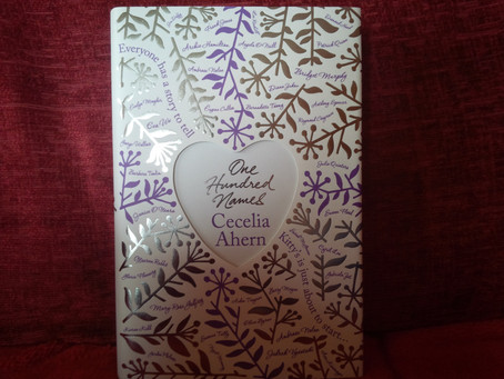 One Hundred Names, Cecelia Ahern,