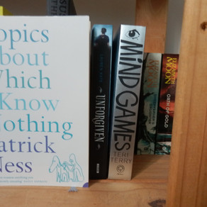 Topics About Which I Know Nothing, by Patrick Ness
