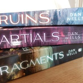 Partials Series, by Dan Wells