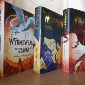 Wyrmeweald, by Paul Stewart and Chris Riddell