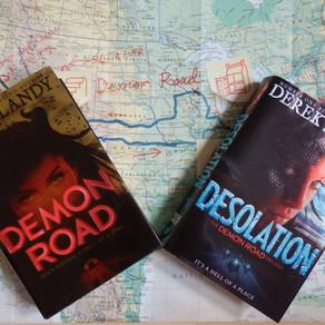 Demon Road Trilogy, by Derek Landy