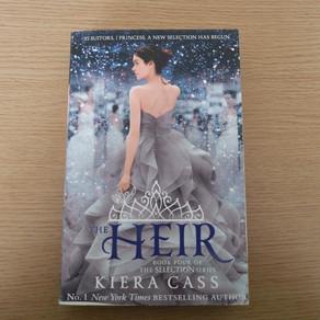 The Heir, by Kiera Cass