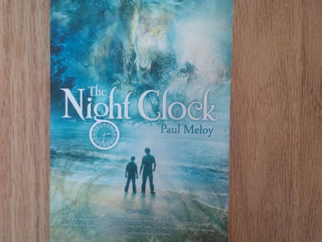The Night Clock, by Paul Meloy