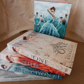 The Selection Series, by Kiera Cass