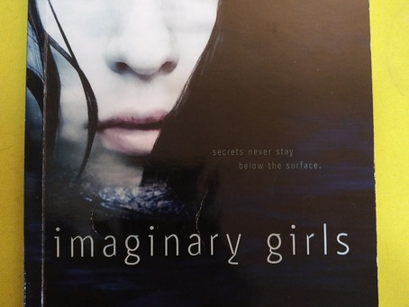 Imaginary Girls, by Nova Ren Suma