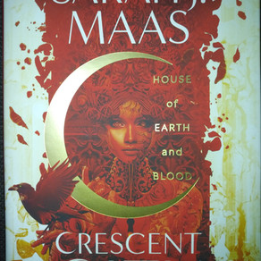 Crescent City House of Earth and Blood, Sarah J. Maas