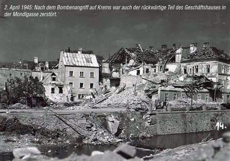 Bombardierung 1945