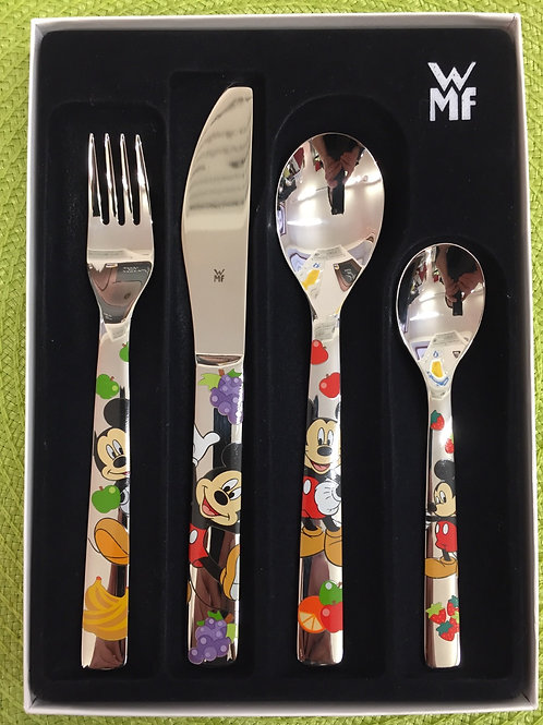 WMF / Kinderbesteck / Mickey Mouse