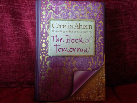 The Book Of Tomorrow, Cecelia Ahern,