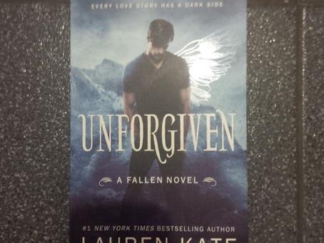 Unforgiven, by Lauren Kate.
