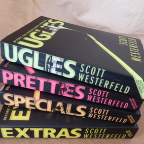 The Uglies Series, by Scott Westerfeld