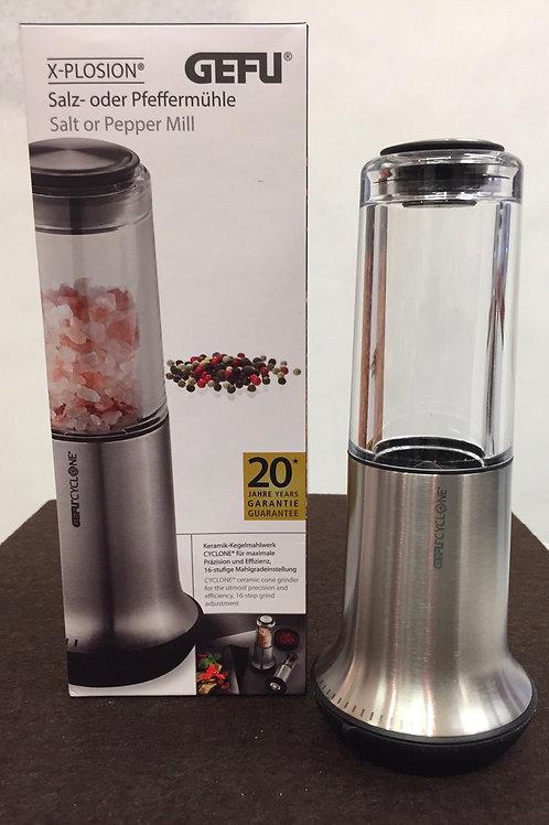 Gefu / Salz- oder Pfeffermühle / X-plosion