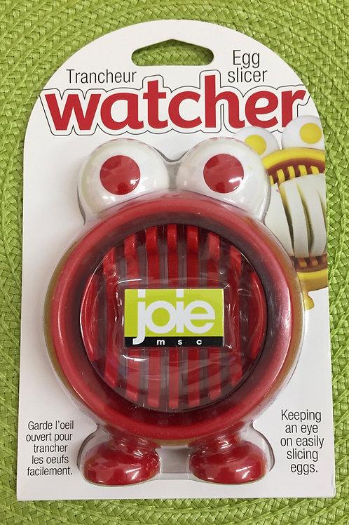 Joie / Eierschneider / watcher rot
