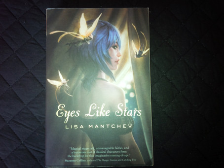 Eyes Like Stars, Lisa Mantchev,