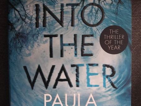 Into The Water, by Paula Hawkins