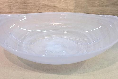 Leonardo Alabastro weiß Glasschale