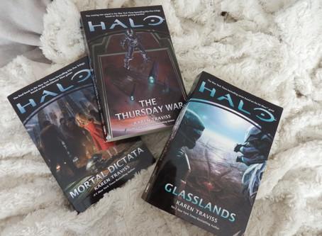 Halo: The Kilo-Five Trilogy, by Karen Traviss
