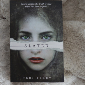Slated Trilogy by Teri Terry