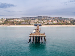 San Clemente Pier, CA