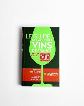 guide 2021 Revue du Vin de France D