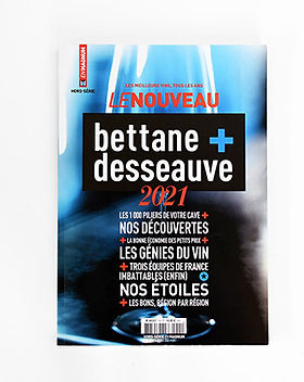 Presse EnMagnum Hors série bettane + des