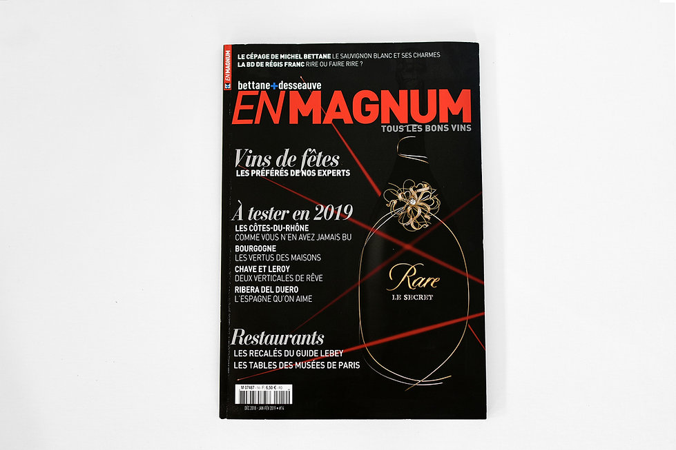 Parution En Magnum