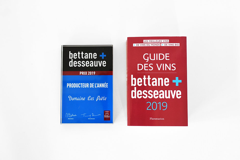 Guide bettane + desseauve 2019