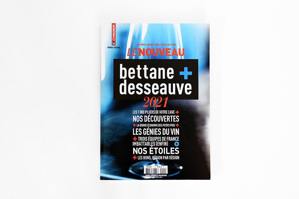 Presse En Magnum Hors série Bettane et D