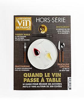 La revue du Vin de France - Hors Série -