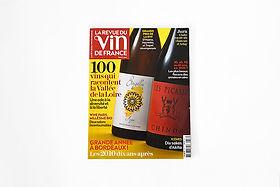Parution La Revue du Vin de France