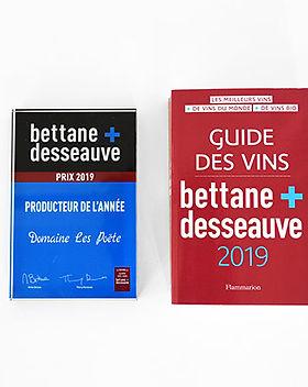 Guide Bettane et Desseauve 2019