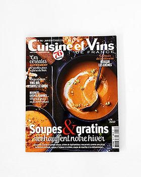 Cuisine et Vins
