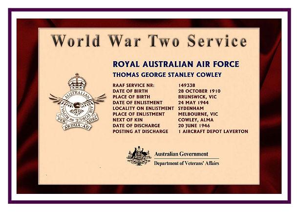 DAD'S RAAF RECORD CERTIFICATE .jpg
