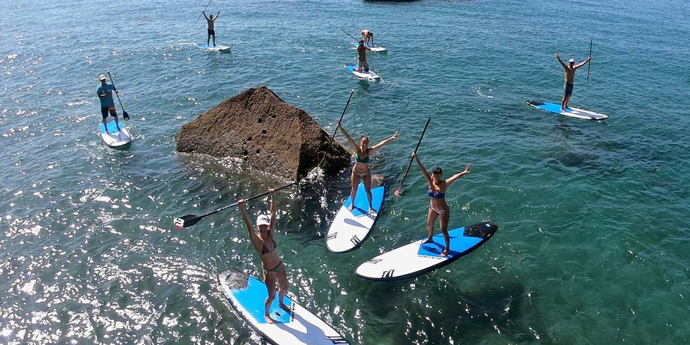 SUP PADDLE SURF ARGUINEGUÍN 19 JULIO 2020