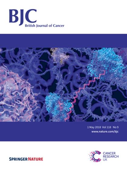 Картинки по запросу British Journal of Cancer Journal