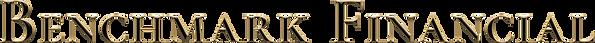 BENCHMARK FINANCIAL BLACK-GOLD 08 APR 20