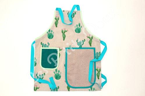 Tablier Cactus