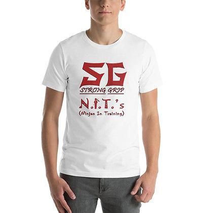 SG NIT NINJAS IN TRAINING Short-Sleeve Unisex T-Shirt