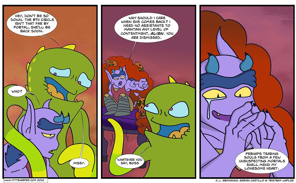 Lord Dag Webcomic  Satire Comedy Fantasy
