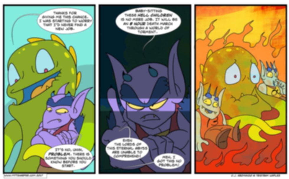 Lord Dag Webcomic  Satire Comedy Fantasy