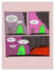 Box and Slime webcomic Robometric
