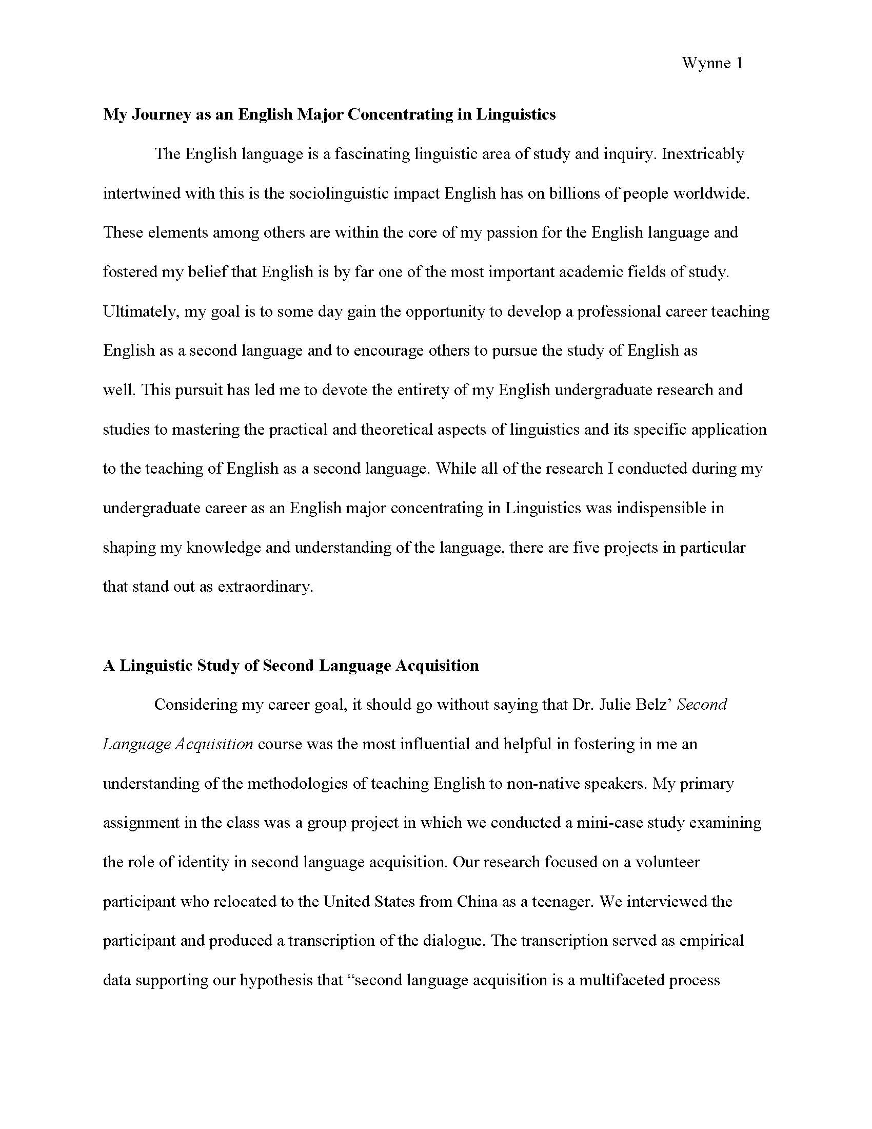 Cultural Analysis Essay  Outsider Essay also About My Family Essay English Is My Second Language Essay Ielts Simoncom Ielts  Essay Communication