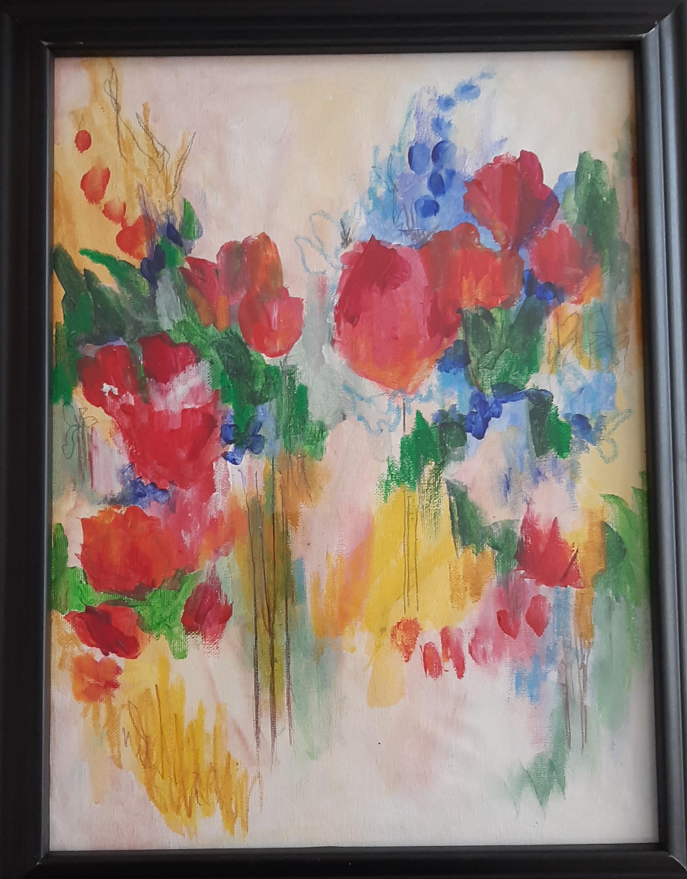 Free-flowing Flowers