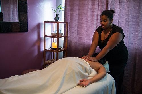 90 minute Full Body Massage